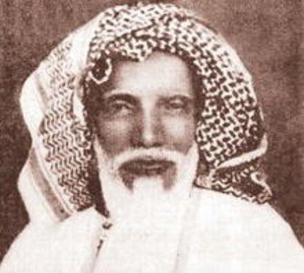 العلامة عبدالرحمن السعدي - يرحمه الله