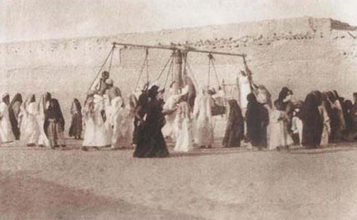 مرابع الكشتة (النزهة ) قي الكويت قديما