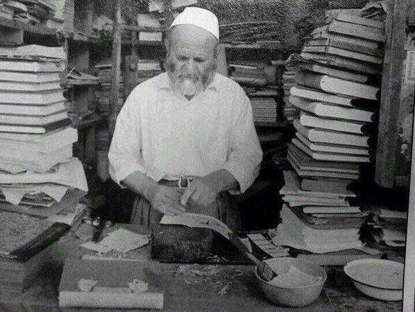 العلامة ناصر الدين الألباني - يرحمه الله