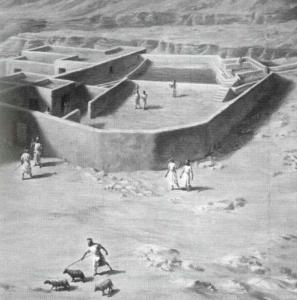 مدينة سامرة قديما