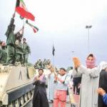 Read more about the article تخليد أبطال مجهولين تصدوا لغزو العراق للكويت