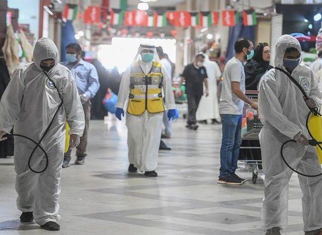 كورونا وتاثيرها على الحياة العامة في الكويت