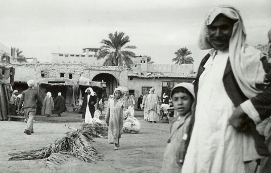 القطيف واسواقها وساحاتها قديما