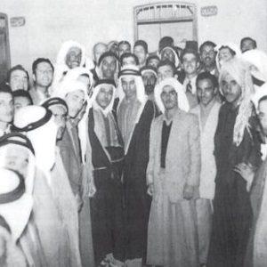 زفة عريس رجالية في الكويت قديما