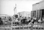 مقهى شعبي في مدينة الكويت القديمة
