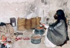 المطبخ في البيت القديم وأدواته
