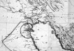 أول ترسيم حدودي للكويت وفقا لمعاهدة عام 1913
